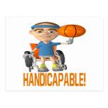Handicapable Postcards
