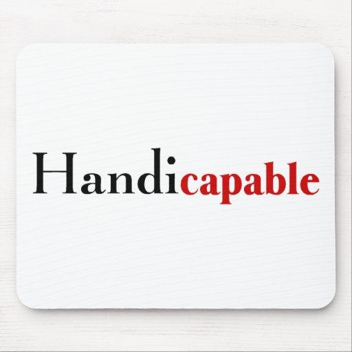 Handicapable Tapete De Raton