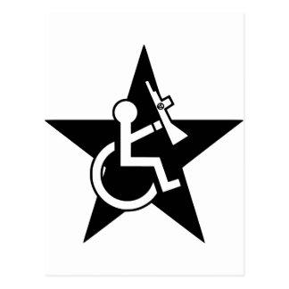 Handicapable Postal