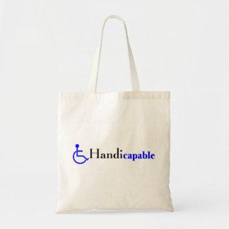 Handicapable (Wheelchair) Canvas Bag