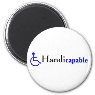 Handicapable (Wheelchair) Magnet