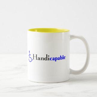 Handicapable (Wheelchair) Mug