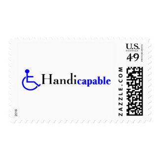 Handicapable (Wheelchair) Stamps