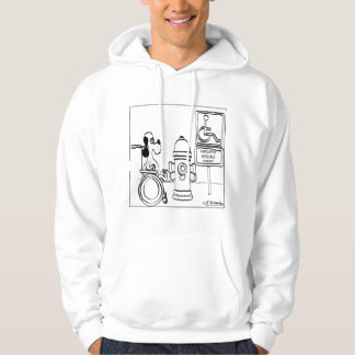 Handicapped Accessible Hydrant Hoodie