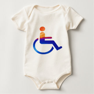 HANDICAPPED BODYSUITS