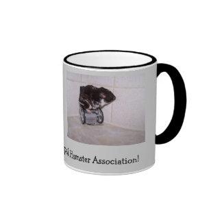 Handicapped Hamsters Coffee Mug