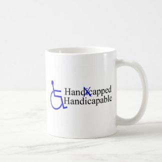 Handicapped Handicapable 2 Mug