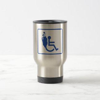 Handicapped Mug