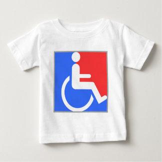 Handicapped original design! baby T-Shirt