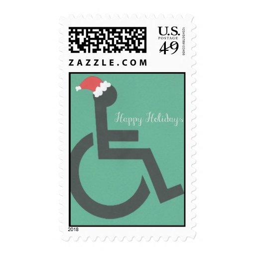 Handicapped Postage