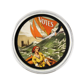 Handicapped without the Vote Lapel Pin