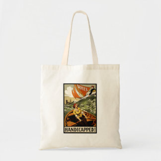 Handicapped Without the Vote Tote Bag