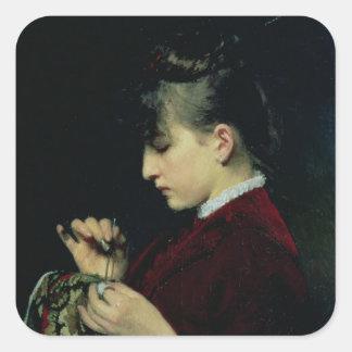 Handicraft, 1887 stickers