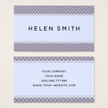Professional Business Handicraft Business Card with a delicate texture