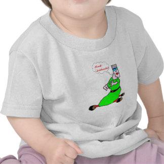 HANDISKATEBORDEUR.png Shirt