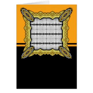 Handkerchief Card