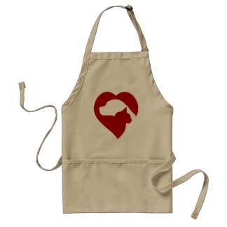 Handle With Care Adult Apron