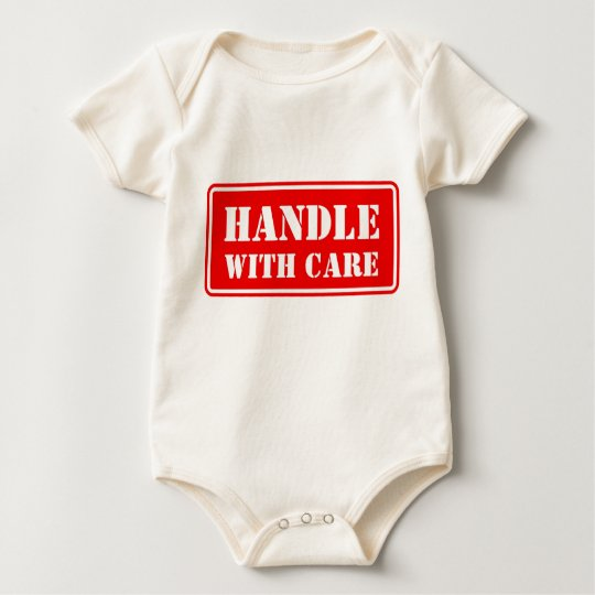 Handle with Care Baby Baby Bodysuit