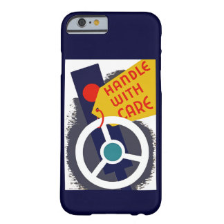 Handle With Care Barely There iPhone 6 Case