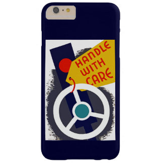 Handle With Care Barely There iPhone 6 Plus Case
