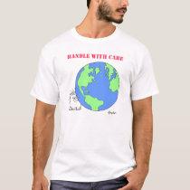 HANDLE WITH CARE Boynton Cat T-Shirt