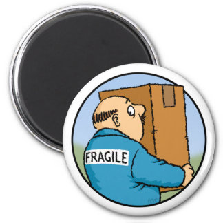 Handle with Care Magnet