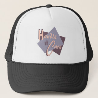 Handle With Care Wedding Hat / Cap