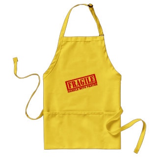 Handle With Prayer Adult Apron