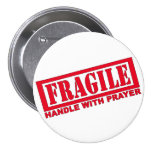 Handle With Prayer Pins