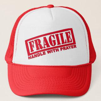 Handle With Prayer Trucker Hat