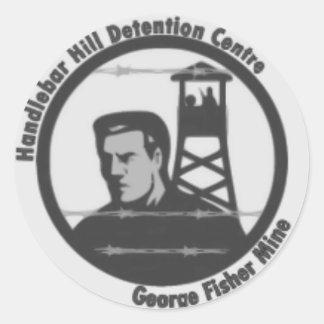 Handlebar Hill Detention Centre Stickers