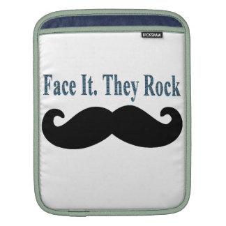 Handlebars Rock! Sleeves For iPads