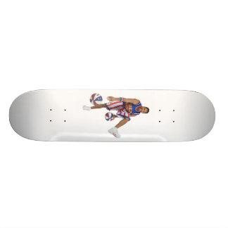 Handles Franklin Skateboard Deck