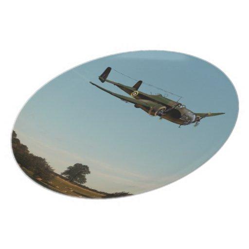 Handley Page Hampden Plate