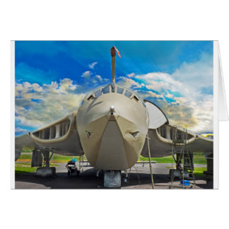 Handley-Page Victor K2 Lusty Lindy Card