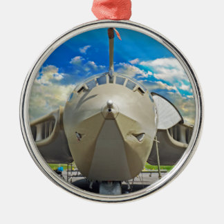 Handley-Page Victor K2 Lusty Lindy Metal Ornament