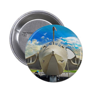Handley-Page Victor K2 Lusty Lindy Pinback Button