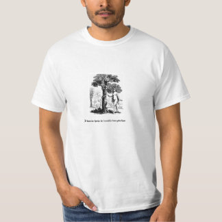 Handling Temptation T-shirt