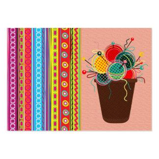 """Handmade By"" - SRF Business Card Template"