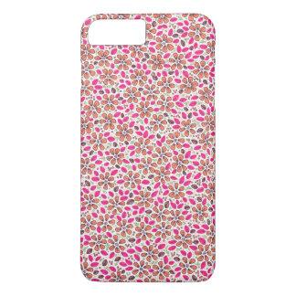 Handmade , Colorful flowers , floral iPhone 8 Plus/7 Plus Case