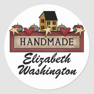 Handmade / Crafter Sticker by SRF