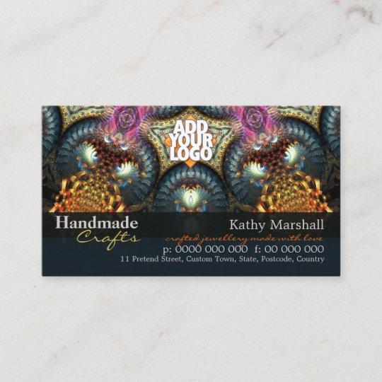Handmade crafts jewellery art w logo business car business card handmade crafts jewellery art w logo business car business card colourmoves