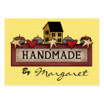 Handmade / Crafts / Knitting / Sewing Business Card Template