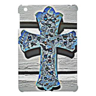 Handmade Cross I-Pad Mini Case iPad Mini Covers