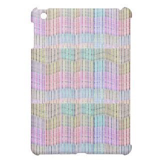 Handmade Fabric Design Pattern - Background Case For The iPad Mini
