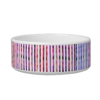 Handmade Fabric Design Pattern - Background Cat Food Bowls