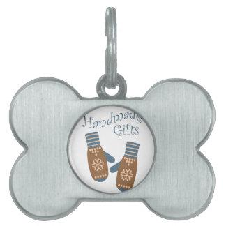 Handmade Gifts Pet ID Tag