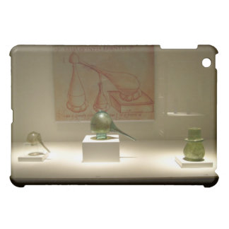 Handmade glass from the Middle Ages iPad Mini Covers