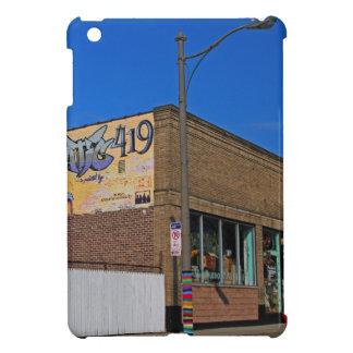 Handmade in Toledo iPad Mini Cover