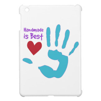 Handmade Is Best Case For The iPad Mini
